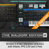 WaldorfのソフトシンセセットのLE版、Waldorf Edition 2 LEが無償配布中!